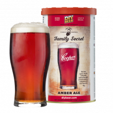 COOPERS FAMILY SECRET AMBER ALE (1,7 кг)