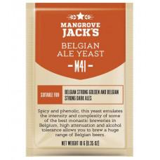 Дрожжи Mangrove Jack's Craft Series - M41 Belgian Ale Yeast, 10 г