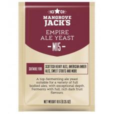 Дрожжи Mangrove Jack's Craft Series - M15 Empire Ale Yeast, 10 г