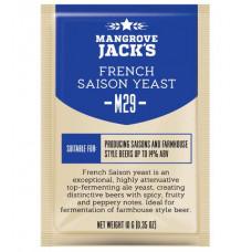Дрожжи Mangrove Jack's Craft Series - M29 French Saison Yeast, 10 г