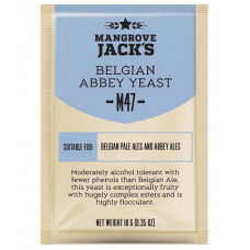 Дрожжи Mangrove Jack's Craft Series - M47  Belgian Abbey Yeast, 10 г