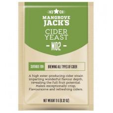 Дрожжи Mangrove Jack's Craft Series - M02 Cider Yeast, 10 г