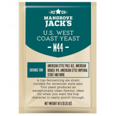 Дрожжи Mangrove Jack's Craft Series - M44 US West Coast Yeast, 10 г
