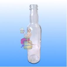 """Бутылка """"ПРЕМЬЕРА"""", бесцветная, 0,5 л., коробка 12 шт"""