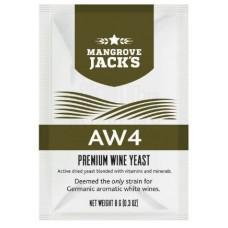 Дрожжи винные Mangrove Jack's - AW4, 8 г.